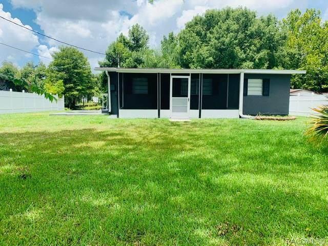 1110 S Shad Terrace, Inverness, FL 34450 (MLS #793093) :: Pristine Properties