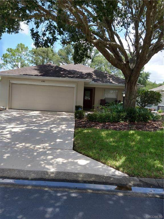 6385 W Cannondale Drive, Crystal River, FL 34429 (MLS #793201) :: Plantation Realty Inc.