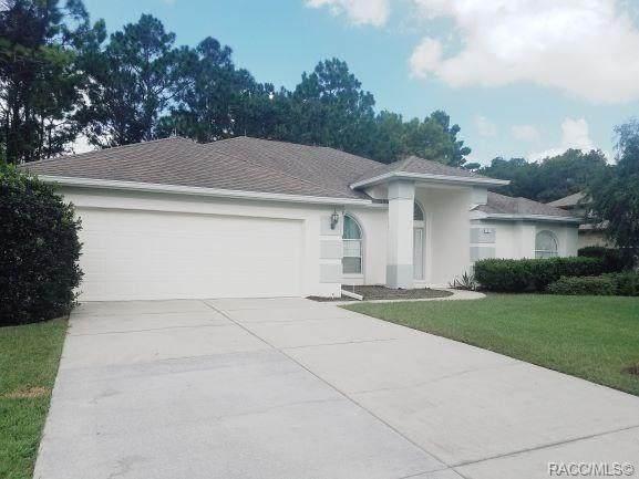 7 Gingerwood Drive, Homosassa, FL 34446 (MLS #793850) :: Plantation Realty Inc.