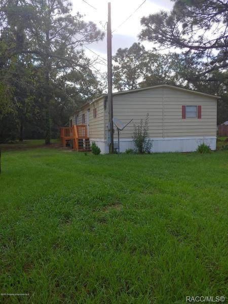 5331 S Destin Point, Lecanto, FL 34461 (MLS #795128) :: Plantation Realty Inc.