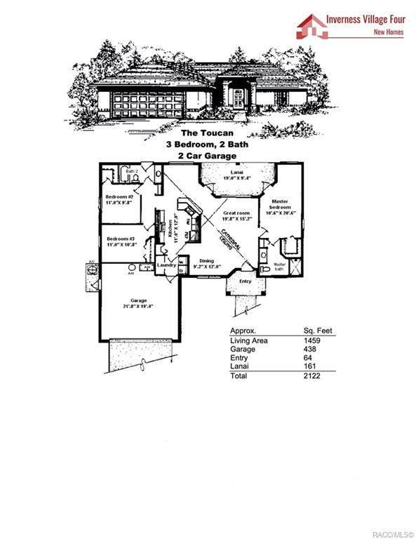 120 N Cunningham Avenue, Inverness, FL 34453 (MLS #795290) :: Plantation Realty Inc.