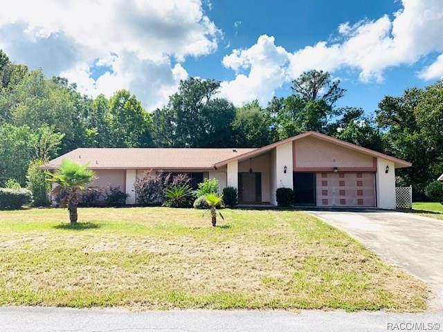 6 Holly Court, Homosassa, FL 34446 (MLS #795539) :: Plantation Realty Inc.