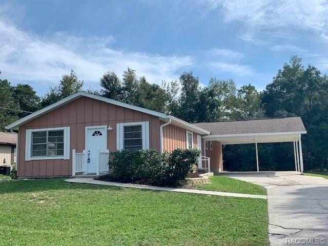 9630 W Pimpernel Lane, Crystal River, FL 34429 (MLS #795722) :: Plantation Realty Inc.