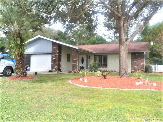 6 Asters Court, Homosassa, FL 34446 (MLS #795810) :: Plantation Realty Inc.