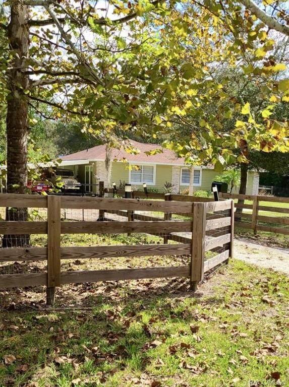 4281 S Spring Song Terrace, Homosassa, FL 34446 (MLS #795811) :: Plantation Realty Inc.