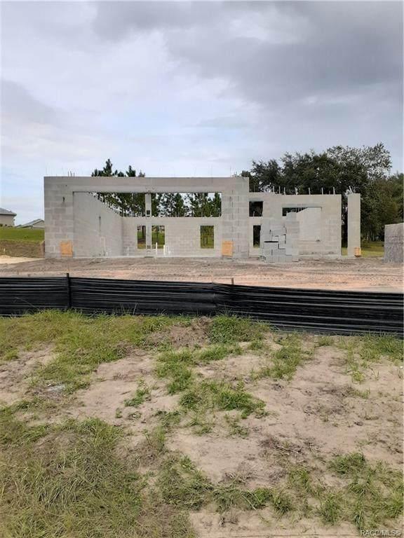 3235 N Burroughs Path, Beverly Hills, FL 34465 (MLS #795879) :: Plantation Realty Inc.