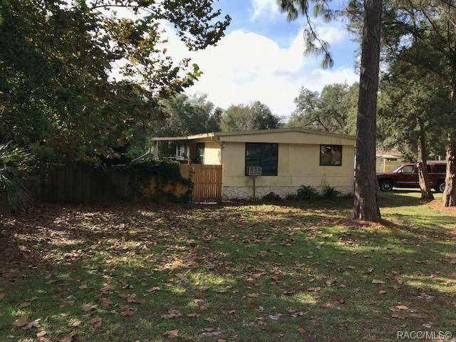 2676 E Center Street, Inverness, FL 34453 (MLS #796047) :: Plantation Realty Inc.