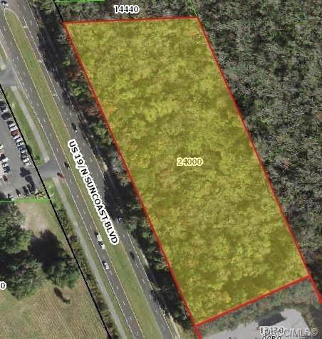 0 Us Hwy 19, Crystal River, FL 34428 (MLS #796477) :: Plantation Realty Inc.
