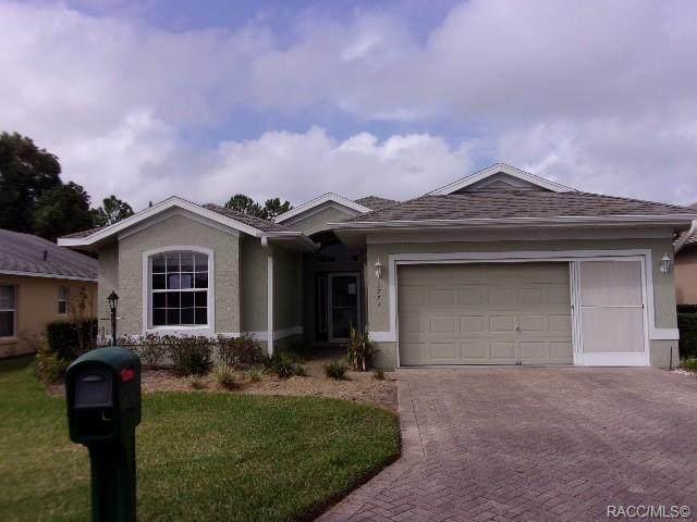 1775 W Shanelle Path, Lecanto, FL 34461 (MLS #796685) :: Plantation Realty Inc.