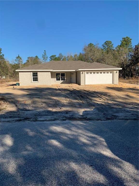 3083 W Viking Lane, Citrus Springs, FL 34434 (MLS #798080) :: Plantation Realty Inc.