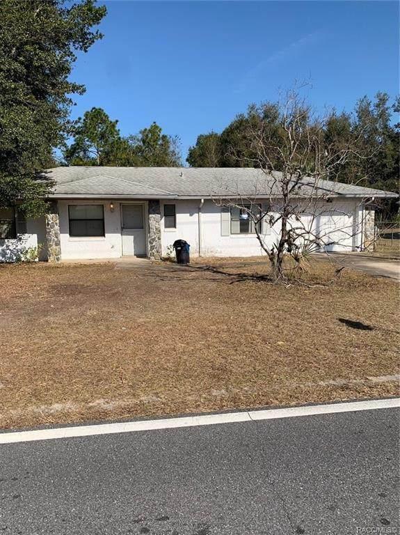 514 E Inverness Boulevard, Inverness, FL 34452 (MLS #798122) :: Plantation Realty Inc.