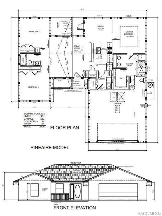 4722 S Silver Fox Terrace, Inverness, FL 34452 (MLS #798145) :: Plantation Realty Inc.