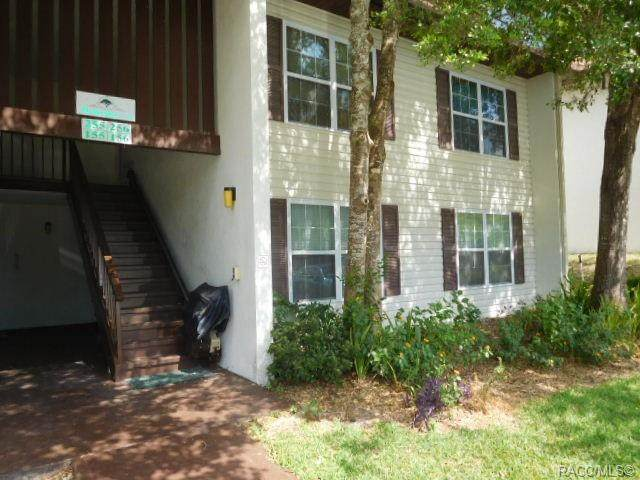 2400 Forest Drive #156, Inverness, FL 34453 (MLS #798167) :: Plantation Realty Inc.