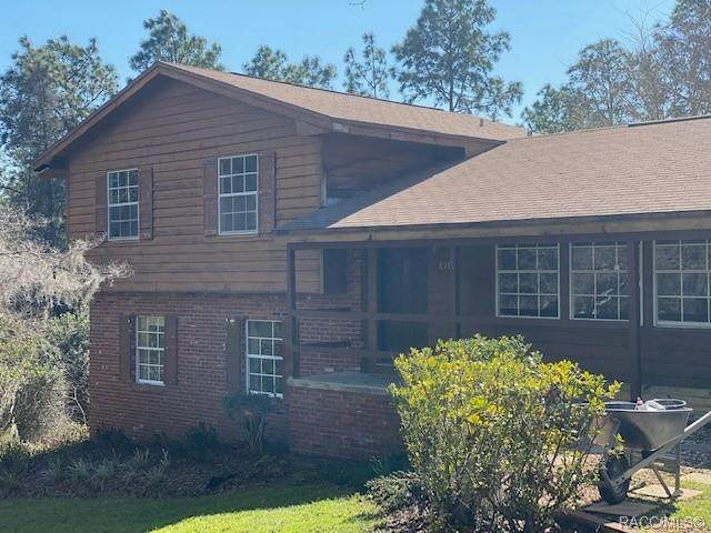 8981 SW 209th Circle, Dunnellon, FL 34431 (MLS #798833) :: Plantation Realty Inc.