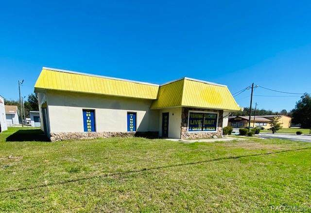 3177 E Gulf To Lake Hwy, Inverness, FL 34453 (MLS #798904) :: Plantation Realty Inc.