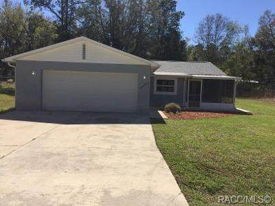 20582 SW Marine Boulevard, Dunnellon, FL 34431 (MLS #799017) :: Plantation Realty Inc.