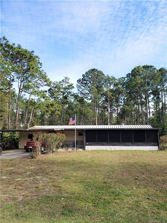 7988 W Hawthorne Place, Homosassa, FL 34448 (MLS #799233) :: Plantation Realty Inc.