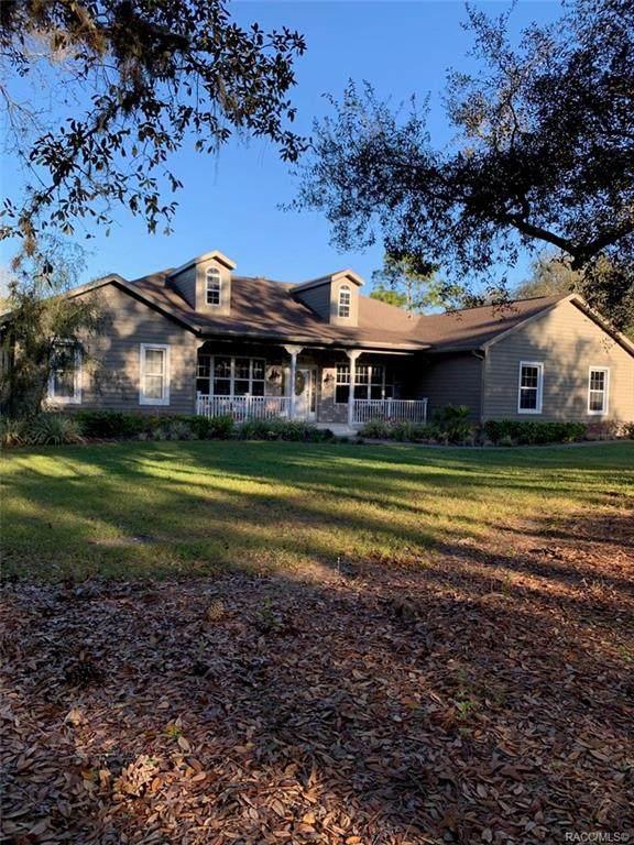 4042 W Bonanza Drive, Beverly Hills, FL 34465 (MLS #799240) :: Plantation Realty Inc.