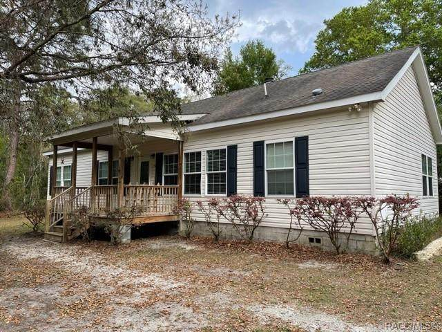 6670 W Arlington Place, Homosassa, FL 34448 (MLS #799949) :: Dalton Wade Real Estate Group
