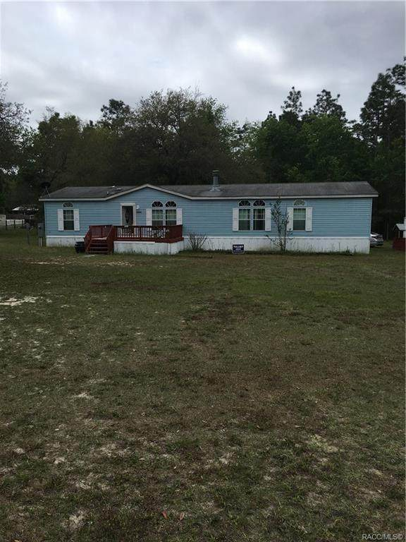 17976 SW 27th Street, Dunnellon, FL 34432 (MLS #800040) :: Plantation Realty Inc.