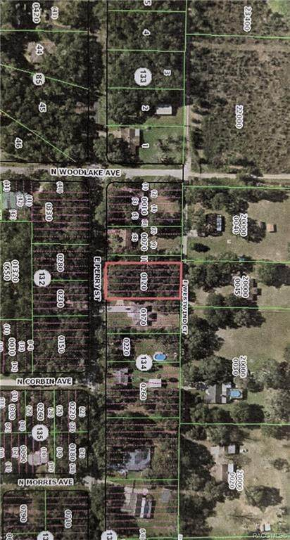 3763 E Perry Street, Inverness, FL 34453 (MLS #800650) :: Plantation Realty Inc.