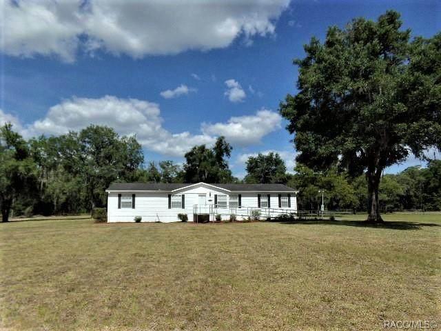 19671 SE 110 Avenue, Inglis, FL 34449 (MLS #801689) :: Plantation Realty Inc.