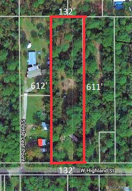8211 Highland Street, Homosassa, FL 34448 (MLS #802125) :: Plantation Realty Inc.