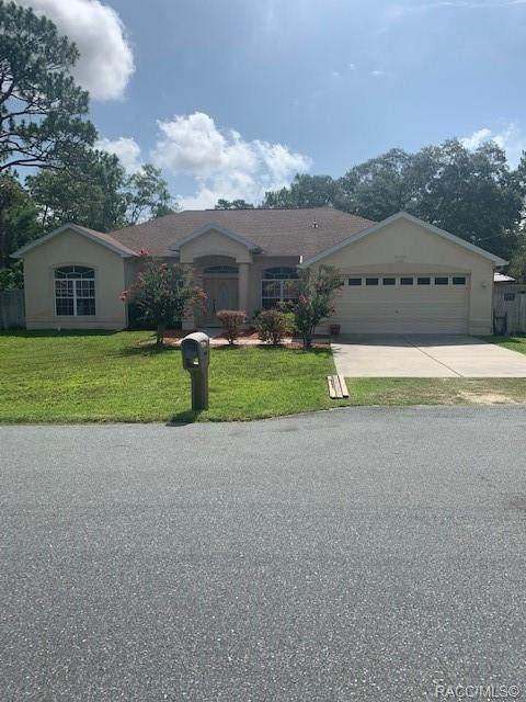 18224 Maberly Road, Weeki Wachee, FL 34614 (MLS #803410) :: Plantation Realty Inc.