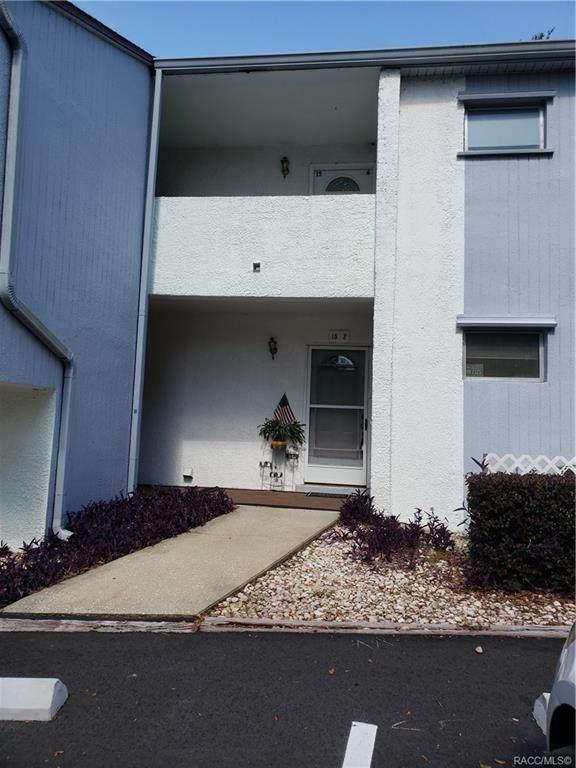 3373 S Royal Oaks Drive 15-2, Inverness, FL 34452 (MLS #803908) :: Plantation Realty Inc.