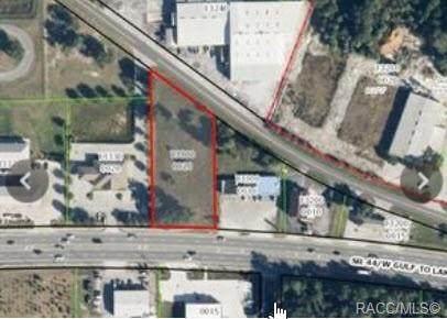 0 W Gulf To Lake Highway, Crystal River, FL 34429 (MLS #804227) :: Plantation Realty Inc.