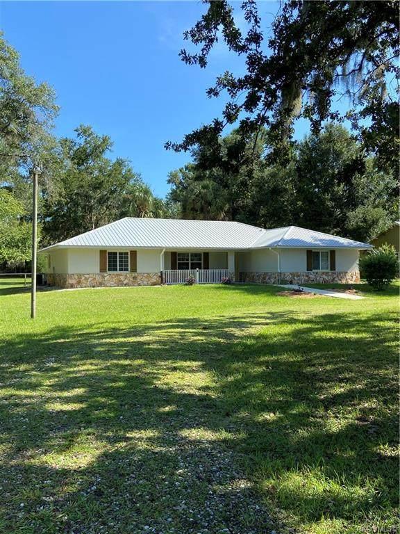 8111 SE 144th Place, Inglis, FL 34449 (MLS #804919) :: Plantation Realty Inc.