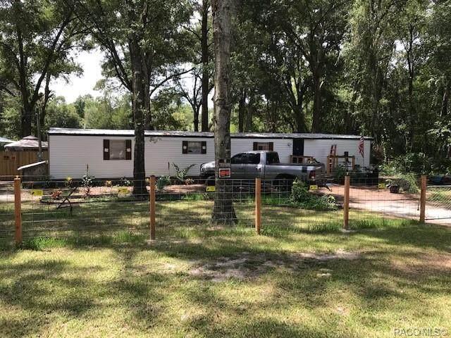 6370 W Tangerine Lane, Crystal River, FL 34429 (MLS #805835) :: Plantation Realty Inc.