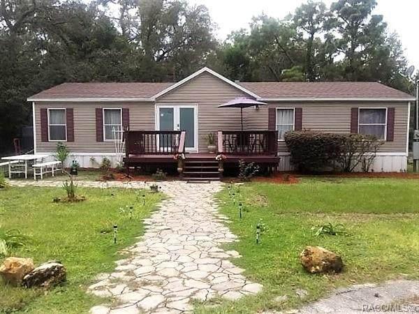 5472 S Brent Point, Homosassa, FL 34446 (MLS #805865) :: Plantation Realty Inc.