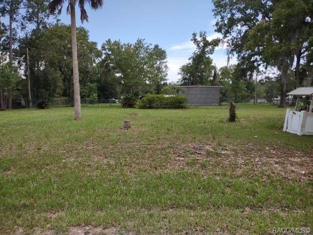 8326 W Oak Street, Crystal River, FL 34428 (MLS #805955) :: Plantation Realty Inc.
