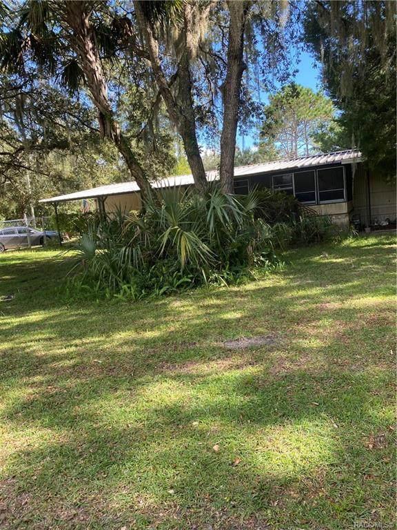 15268 W River Road, Inglis, FL 34449 (MLS #805985) :: Plantation Realty Inc.