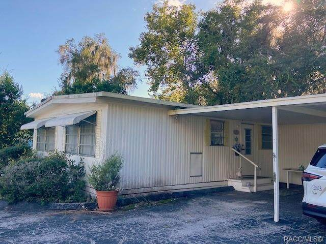 3012 S Buckley Point, Inverness, FL 34450 (MLS #806569) :: Plantation Realty Inc.