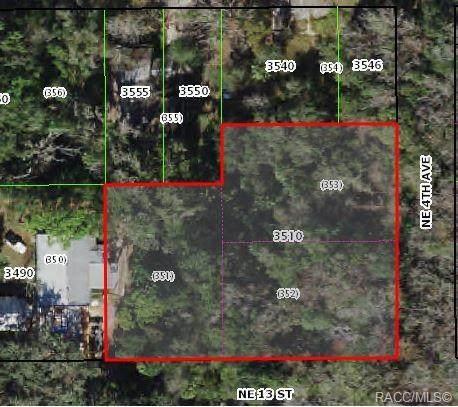 - NE 3rd Avenue, Crystal River, FL 34428 (MLS #806682) :: Plantation Realty Inc.