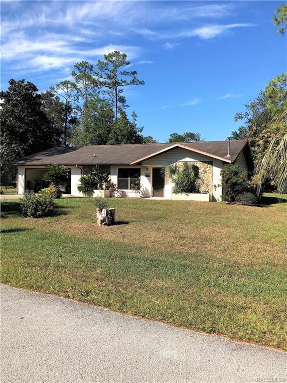 21385 SW Peach Blossom Street, Dunnellon, FL 34431 (MLS #777263) :: Plantation Realty Inc.