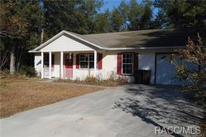 9667 W Sandra Street, Crystal River, FL 34428 (MLS #777365) :: Plantation Realty Inc.