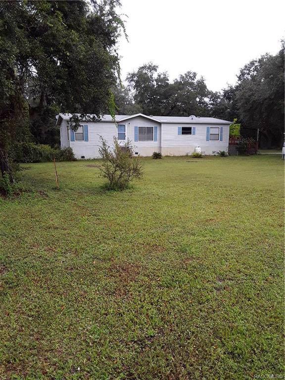 6476 N Morton Point, Hernando, FL 34442 (MLS #786711) :: 54 Realty