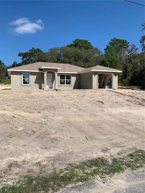 7331 N Veronica Drive, Citrus Springs, FL 34433 (MLS #795845) :: Plantation Realty Inc.