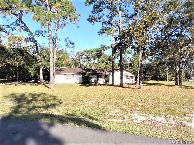 7591 W Inn Lane, Homosassa, FL 34446 (MLS #796723) :: Plantation Realty Inc.