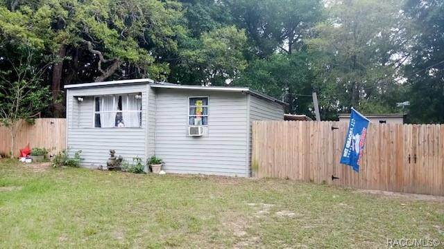 8040 E Partridge Lane, Floral City, FL 34436 (MLS #800259) :: Plantation Realty Inc.