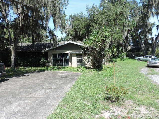 990 N Leisure Point, Inverness, FL 34453 (MLS #803957) :: Plantation Realty Inc.