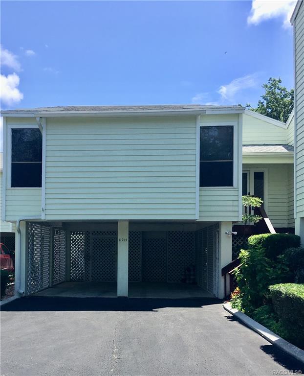 11965 W Edgeview Court #116, Crystal River, FL 34429 (MLS #777627) :: Pristine Properties