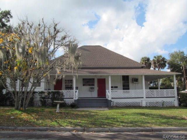 215 N Osceola Avenue, Inverness, FL 34450 (MLS #779452) :: Plantation Realty Inc.
