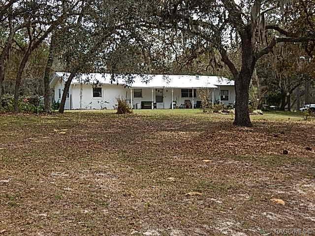 2249 N Page Avenue, Hernando, FL 34442 (MLS #781472) :: Plantation Realty Inc.