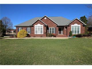 4717 Sherborne Drive #45, Harrisburg, NC 28075 (#3246102) :: Rinehart Realty