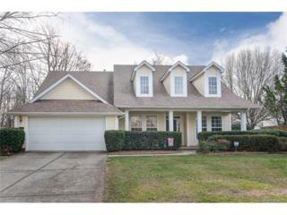 7408 Chapel Ridge Road, Charlotte, NC 28269 (#3254576) :: Miller Realty Group