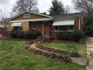 3830 Bristol Drive, Charlotte, NC 28208 (#3256594) :: Rinehart Realty